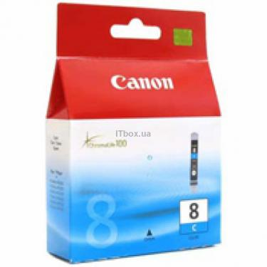 Картридж Canon CLI-8 Cyan Фото 1