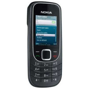 Мобильный телефон Nokia 2323c Black Фото 1