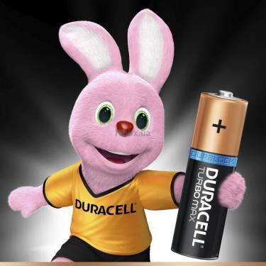 Батарейка Duracell AA TURBO MAX LR06 * 2 Фото 1