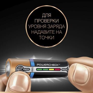 Батарейка Duracell AA TURBO MAX LR06 * 2 Фото 5