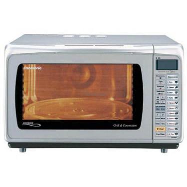 Микроволновая печь PANASONIC NN-C785JFZPE Фото