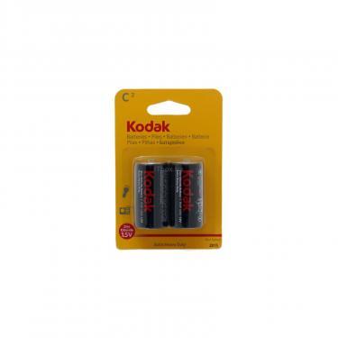 Батарейка Kodak R14 KODAK EXTRA HEAVY DUTY * 2 Фото
