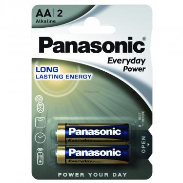 Батарейка PANASONIC LR06 PANASONIC Everyday Power * 2 Фото