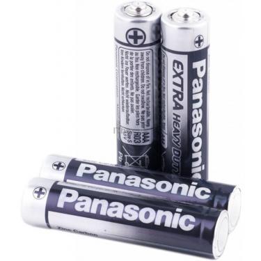 Батарейка PANASONIC R03 PANASONIC * 4 Фото