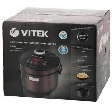 Мультиварка VITEK VT-4208 Фото 5