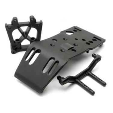 Аксессуар к радиоуправляемой модели HPI Поддон с крепежными элементами Фото
