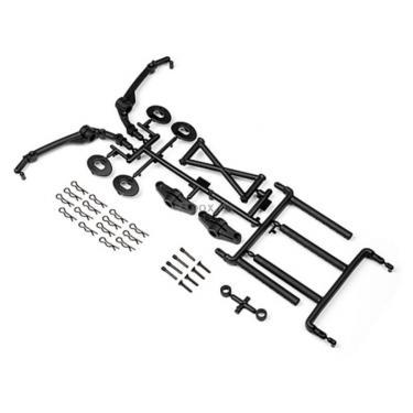 Аксессуар к радиоуправляемой модели HPI Стойки крепления кузова передние и задние Фото 1