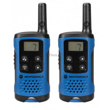 Портативная рация Motorola TLKR T41 Blue Фото