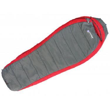 Спальный мешок Terra Incognita Termic 2000 red / gray Фото