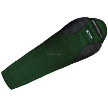 Спальный мешок Terra Incognita Pharaon 200 dark green Фото