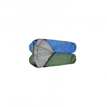 Спальный мешок Terra Incognita Pharaon EVO 400 L dark green Фото 1
