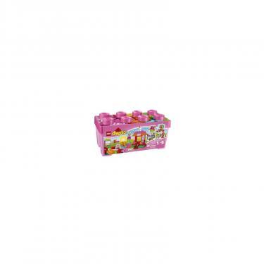 Конструктор LEGO Универсальный набор Веселая розовая коробка Фото 1