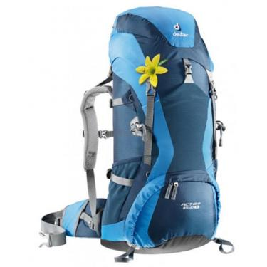 Рюкзак Deuter ACT Lite 35+10 SL midnight-coolblue Фото