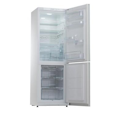 Холодильник Snaige RF34SM-P10027G(Белое стекло) Фото 2
