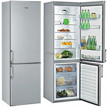 Холодильник Whirlpool WBE 3714 TS Фото 1