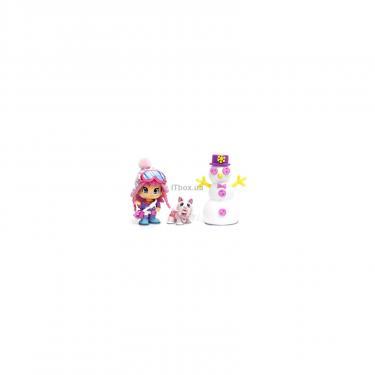 Кукла Pinypon в зимней одежде с собакой Фото 1