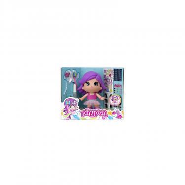 Кукла Pinypon с фиолетовыми волосами Фото