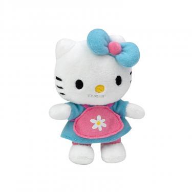 Мягкая игрушка Hello Kitty в цветочном горшке Фото