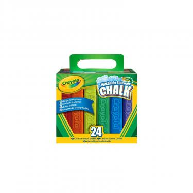 Набор для творчества Crayola Мел для рисования на асфальте Фото