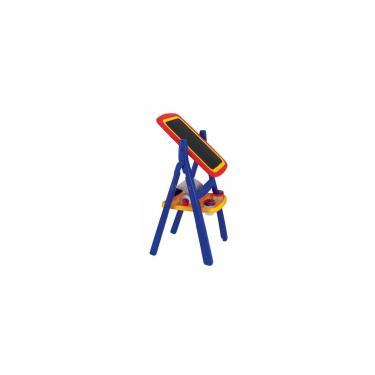 Набор для творчества Crayola 2-сторонний с магнитными буквами и цифрами Фото 2