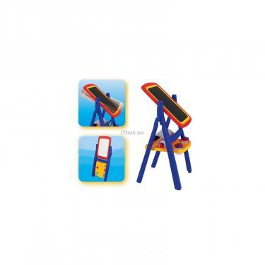 Набор для творчества Crayola 2-сторонний с магнитными буквами и цифрами Фото