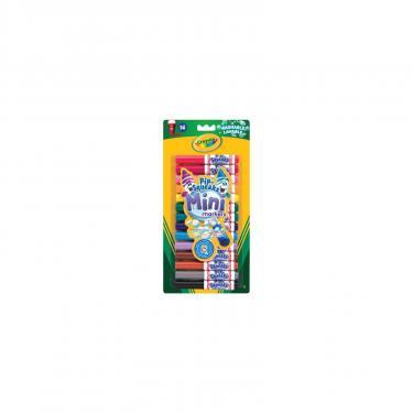Набор для творчества Crayola 14 мини маркеров легко смываемых Фото