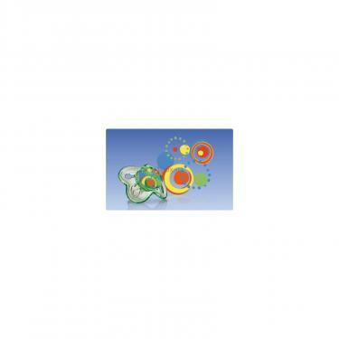 Пустышка Nuby Мини-бабочка зеленая Фото