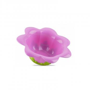 Тарелка Nuby Цветочек Фото