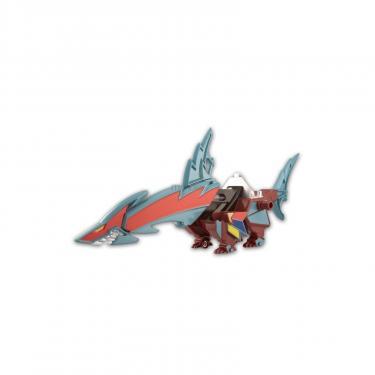 Фигурка Power Rangers Зорд-акула и Красный рейнджер Фото 1