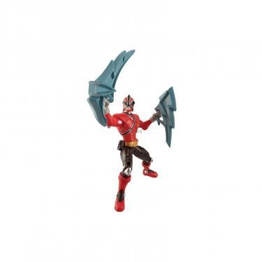 Фигурка Power Rangers Зорд-акула и Красный рейнджер Фото 3