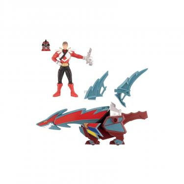 Фигурка Power Rangers Зорд-акула и Красный рейнджер Фото 4