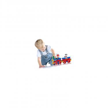 Игровой набор Tolo Toys Железная дорога люкс Фото 1