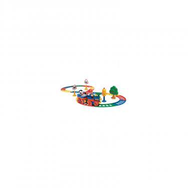 Игровой набор Tolo Toys Железная дорога люкс Фото