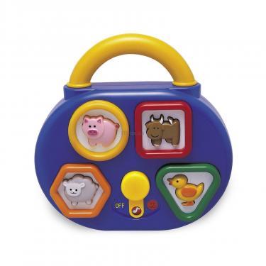 Развивающая игрушка Tolo Toys сортер Музыкальные животные Фото