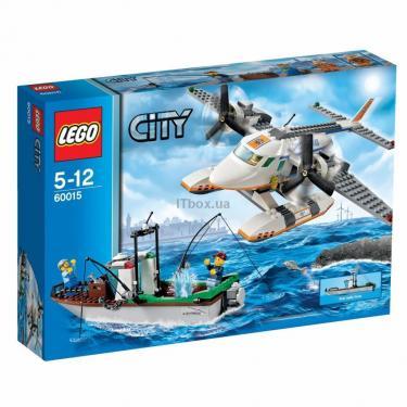 Конструктор LEGO Самолет береговой охраны Фото 1