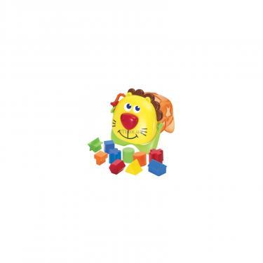 Развивающая игрушка Bkids Веселый лев Фото