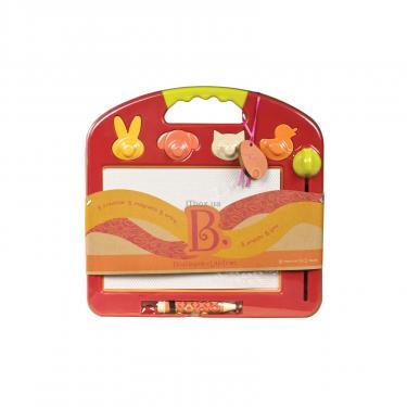 Развивающая игрушка Battat доска для рисования Рафаэль Фото