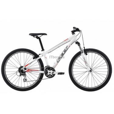 "Велосипед Felt MTB Krystal 85 M white (bright red/silver) 18"" Фото"