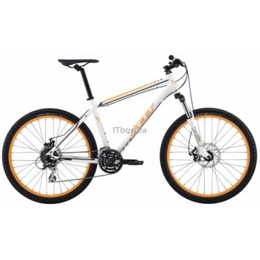 "Велосипед Felt MTB SIX 80 S white (black/orange) 16"" Фото"