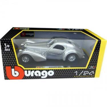 Машина Bburago BUGATTI ATLANTIC Фото 6
