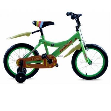 "Детский велосипед Premier kids Bravo 16"" Lime Фото"