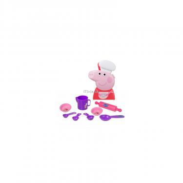 Игровой набор PEPPA Кейс Шеф Повара Пеппы (с аксессуарами) Фото