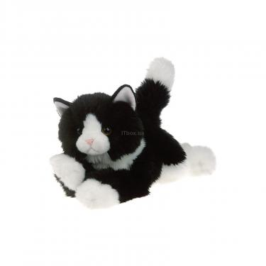 Мягкая игрушка AURORA Кошка черно-белая 30 см Фото