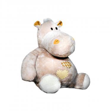 Мягкая игрушка ORANGE Бегемот мотя, 30 см, orange Фото