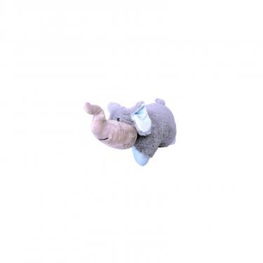 Мягкая игрушка Pillow Pets Декоративная подушка слоненок Фото