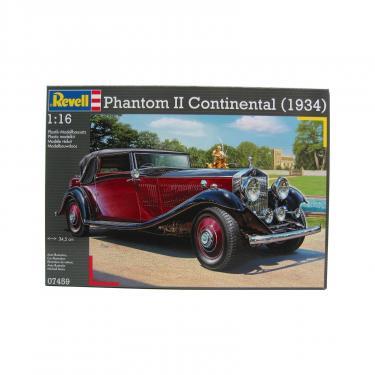 Сборная модель Revell Phantom II Continental (1934)  1:16 Фото 1