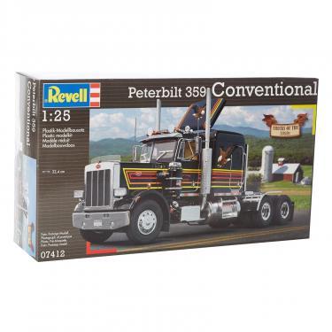 Сборная модель Revell Peterbilt 359 1:25 Фото 1