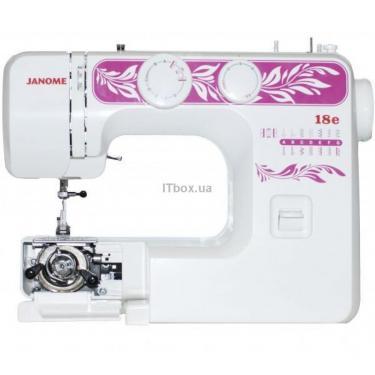 Швейная машина JANOME 18е Фото 2