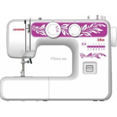 Швейная машина JANOME 18е Фото